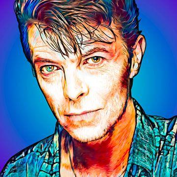 David Bowie van Martin Melis