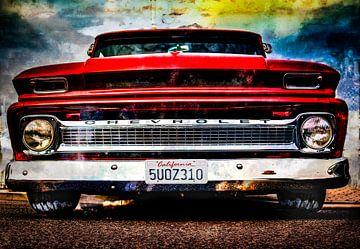 Chevrolet sur Freddy Hoevers