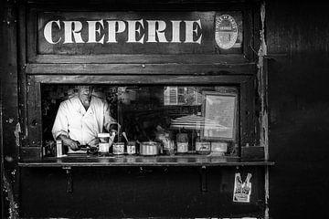 Creperie Montmartre, Adam Weh van 1x