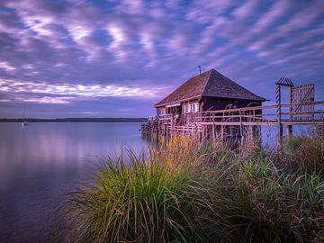 Das Bootshaus in Buch am Ammersee von calvaine8