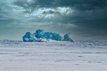 Asgaardbukta Svalbard von Kai Müller