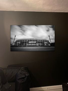 Kundenfoto: De Kuip Stadion von Steven Poulisse