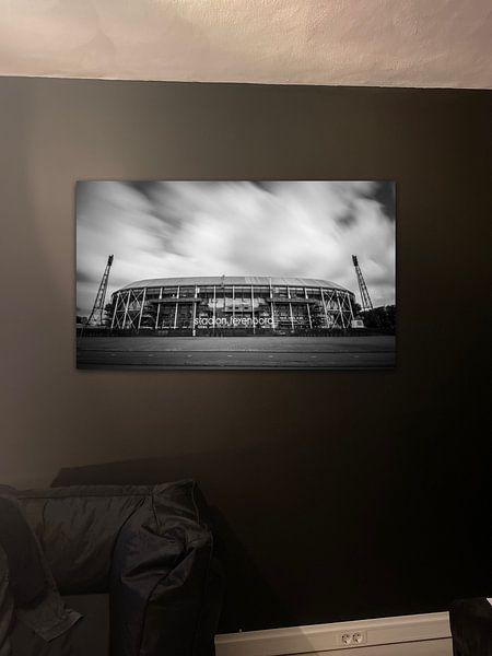 Kundenfoto: De Kuip Stadion von Steven Poulisse, auf xpozer