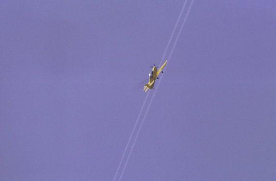 Flugbahn van Joachim Serger