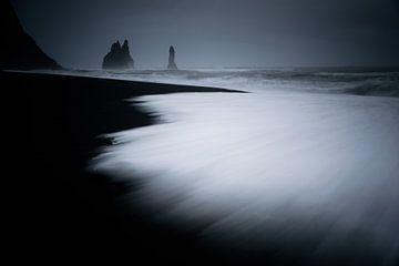Zwart zand, wit water van Douwe Schut