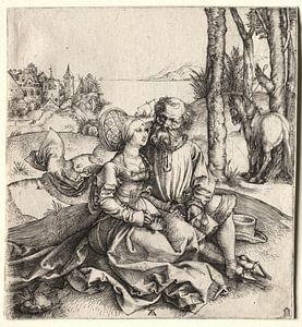 L'offre d'amour, Albrecht Dürer