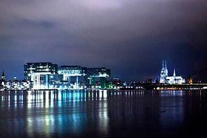 Cologne at night (1)