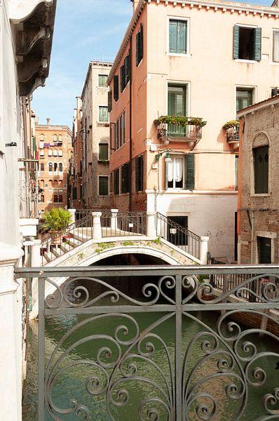 kanaal van Venetië van Anita Visschers