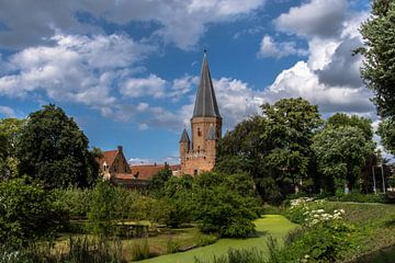 Droge Nap-toren Zutphen van Marcel Timmer