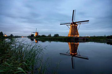 Kinderdijk1 von Christian Vermeer