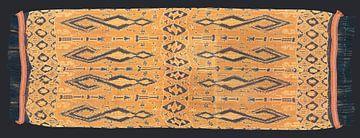 Vintage Ikat Wickelrock aus Sumba
