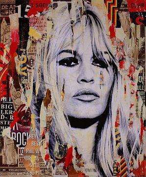 Brigitte Bardot sur