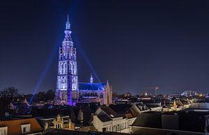 Grote kerk van Breda van