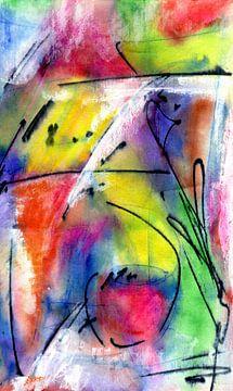 Multicolore 33 von Claudia Gründler