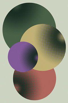 Kreise o.T. 2 van Pascal Deckarm