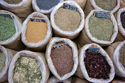 Kruiden en specerijen van R. de Jong