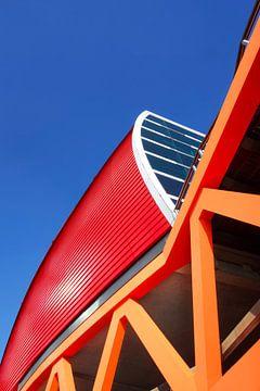 Luxor theater Rotterdam van Studio Maria Hylarides