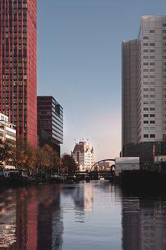 Het Witte Huis, Rotterdam van Joey van Embden
