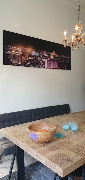 Klantfoto: Las Vegas The Strip van Danny van Schendel