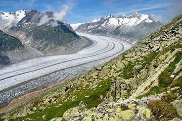 Aletsch Gletsjer von Chris Gottenbos