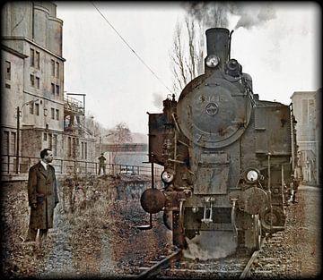 Steam locomotive 93.1446 #1 van Leopold Brix
