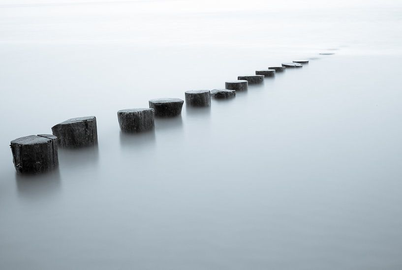 De rust van de Noordzee, deel I van Dave Zuuring