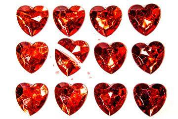 Je vernietigde mijn hart ... van Norbert Sülzner