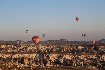 luchtvaartballon van Priscilla Miedema