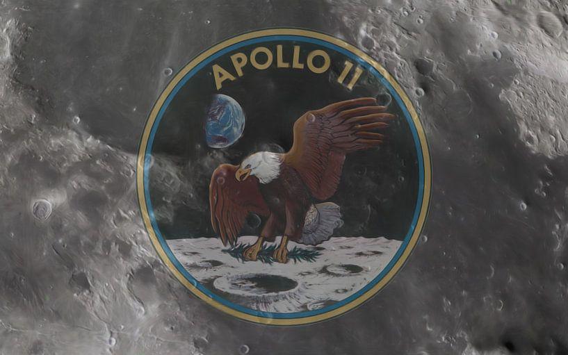 Apollo 11 van Maurice Dawson