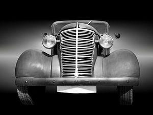 Amerikaanse klassieke auto Master 1938