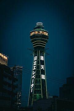 Osaka Toren (Tsūtenkaku) von Sascha Gorter