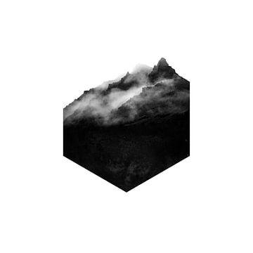 Naar de bergen 1 van Stoffel Beyens