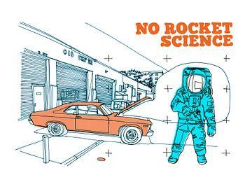 No Rocket Science van Maarten Schets