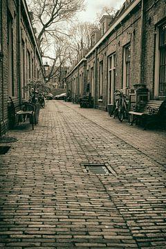 Boogstraat in Utrecht sur Jan van der Knaap