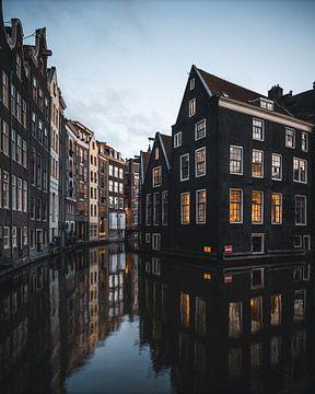 Sint Olofssteeg, Amsterdam van Adriaan Conickx
