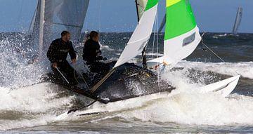 Ronde om Texel van Ruud Laurens