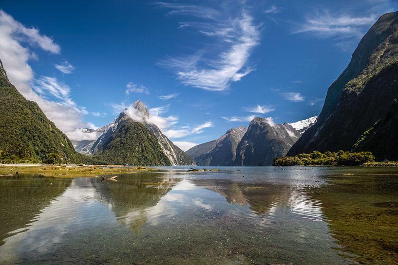Milford Sound, Neuseeland von Christian Müringer