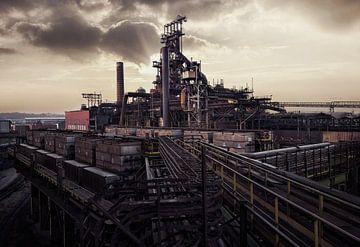 Fabrik-Insel von Craftedd.