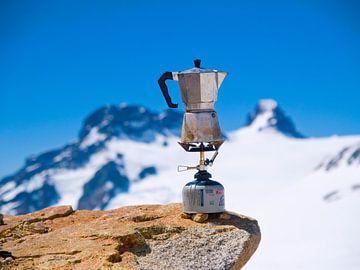 Koffie in de Andes van