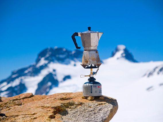 Koffie in de Andes