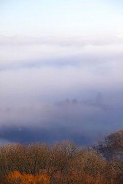 Landschaft im Winter von Thomas Jäger