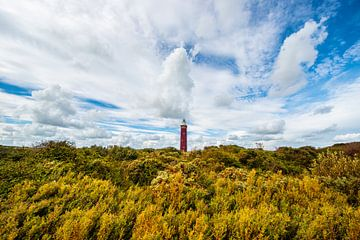 Leuchtturm Zeeland von Brian Morgan