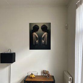 Klantfoto: I'm Never Alone van Marja van den Hurk, op xpozer