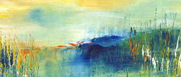 Impression der Stille van Katarina Niksic