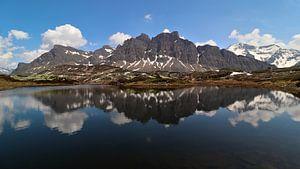 Bernardinopas - Graubünden - Zwitserland van