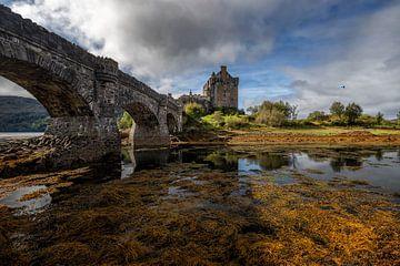 Schottland, Schloss Eilean von Edwin Kooren