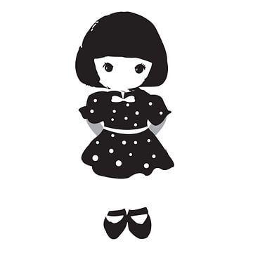 Doll illustratie van sarp demirel
