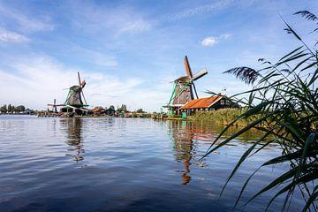 Zaanse Schans - Mühlen von Fotografie Ploeg