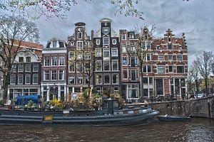 Amsterdamse Prinsengracht van