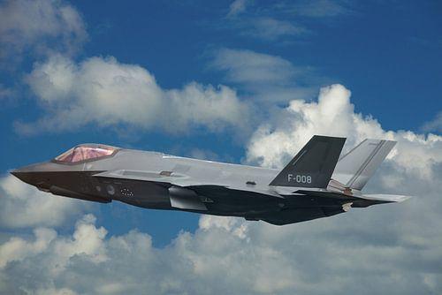 Lockheed Martin F-35 Lightning II van